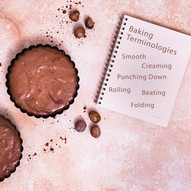 11 Common Baking Terms and Processes Explained For Beginners by Bakeomaniac