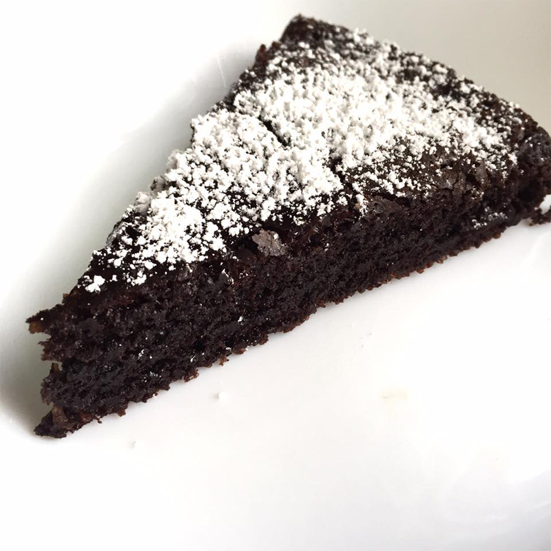 Flourless Chocolate Brownie Cake Secret Recipe ( Gluten Free ) by Bakeomaniac