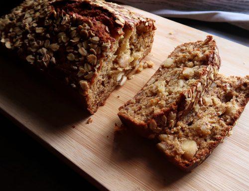 Improved Banana Bread Recipe
