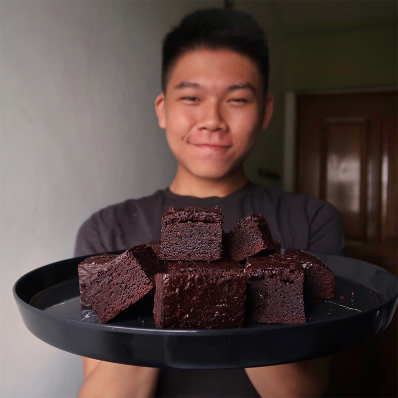 MY LOVE FOR BAKING by Javier Tan- Bakeomaniac