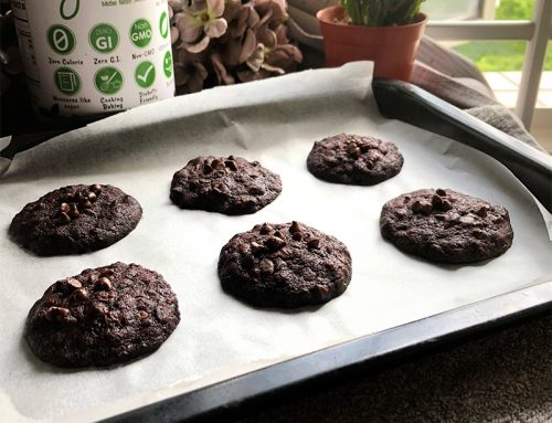 Dark Chocolate Oat Cookies Recipe