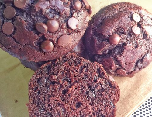 Majestic Mocha Muffins Recipe