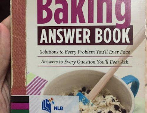 The Baking Answer Book by Lauren Chattman