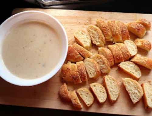 Cheese Breadsticks Recipe with Video