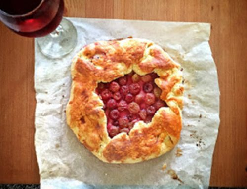 Grape Galette Recipe
