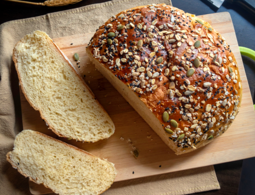 Partial Wholemeal Bread Recipe