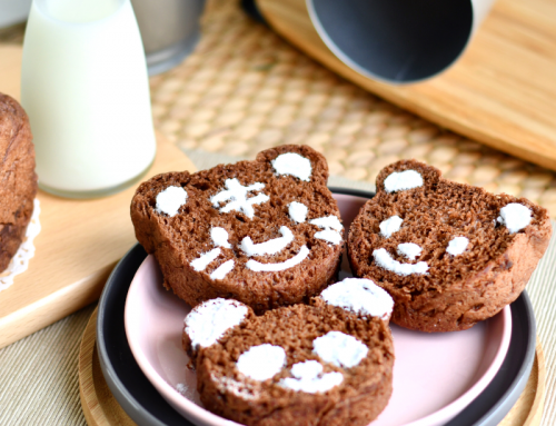 Beary Chocolate Bread Recipe