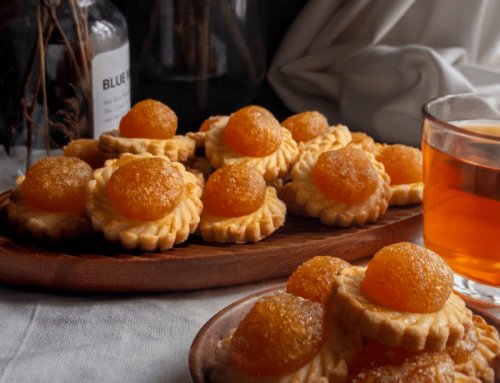 Open Faced Pineapple Tarts Recipe