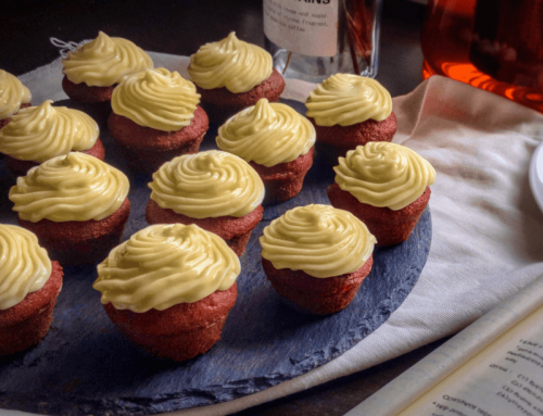 Mini Red Velvet Cupcakes Recipe