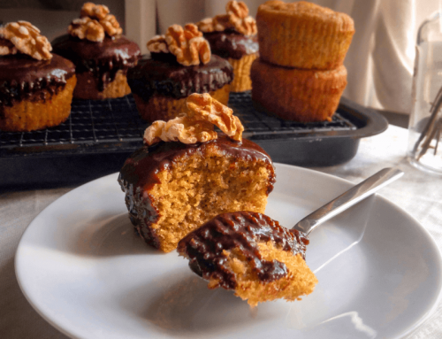 Easy Banana Cupcake Recipe
