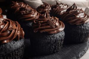 Blackout Cupcakes Recipe